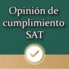 Opinión de cumplimiento SAT
