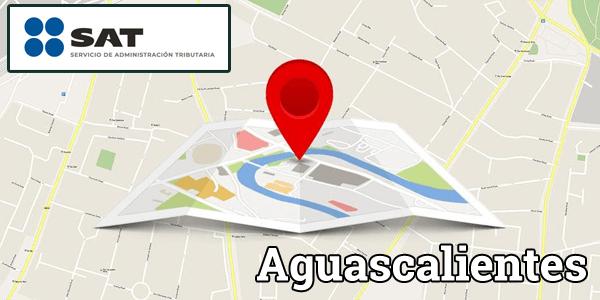 Sucursales del SAT en Aguascalientes – Direcciones, Horarios y Teléfonos.