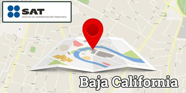 Sucursales SAT de Baja California – Dirección, Horarios y Teléfonos.