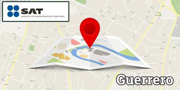 Sucursales del SAT de Guerrero – Dirección, horarios y teléfonos.