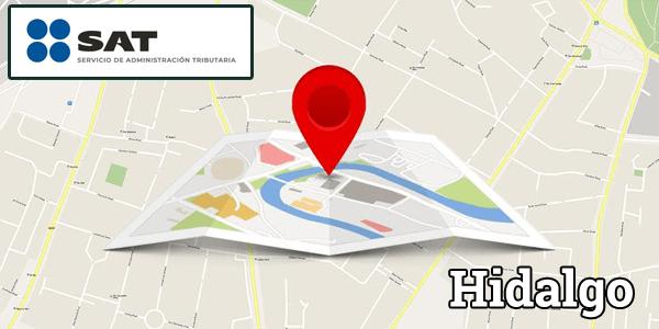 Sucursales SAT en Hidalgo – Dirección, Teléfonos y Horarios.