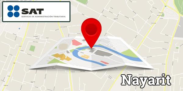 Sucursales del SAT de Nayarit – Horarios, direcciones y teléfonos.